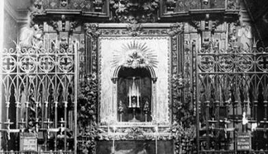 Calaceite (Altar y reliquia de la Santa Espina)